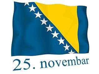 Dan Drzavnosti Bih Os 25 Novembar
